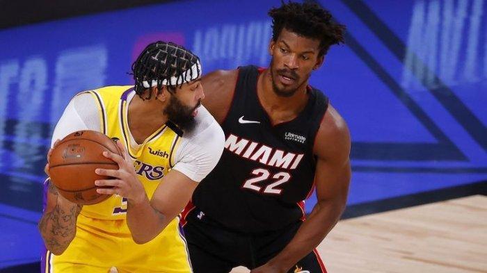 LA Lakers Selangkah Lagi Menggenggam Juara NBA, Memimpin 3-1 Atas Miami Heat