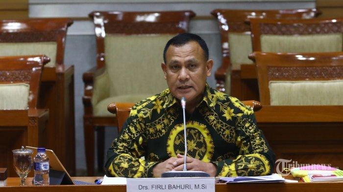 Jawaban Ketua KPK Firli Bahuri Jika Jalani Tes Wawasan Kebangsaan, Pilih Pancasila atau Agama?