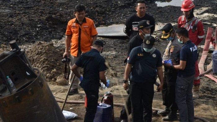 Polisi Periksa 10 Orang Saksi Kasus Ledakan Pipa Pertamina di Proyek KCIC, 2 WNA Cina Ikut Diperiksa