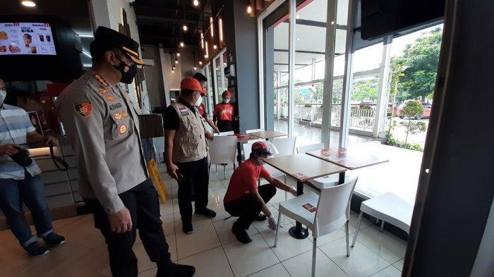 Sejumlah Pelaku Usaha Kuliner di Kabupaten Cirebon Tak Patuhi Pembatasan Pengunjung Saat PPKM