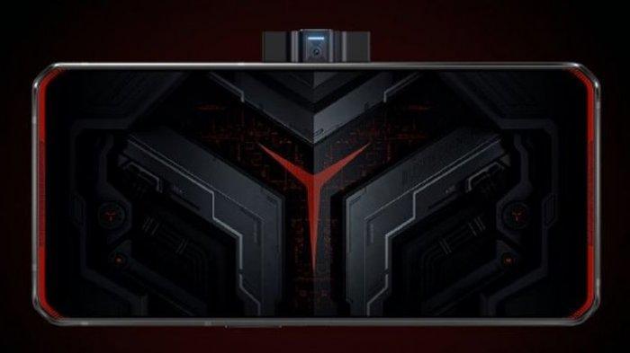 Bocoran Handphone Lenovo Legion Gaming Phone, Bakal Rilis Pada 22 Juli 2020