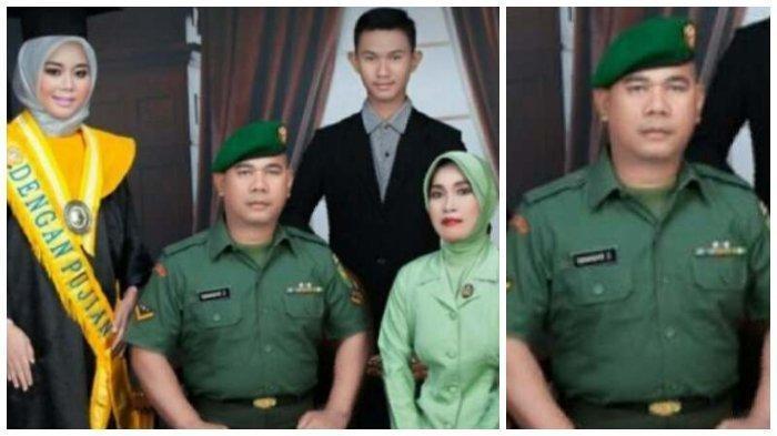 Anggota TNI Tolong Warga dari Kawanan Gajah, Balik Diserang, Tubuh Sempat Diinjak Gajah, Meninggal