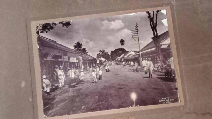 Foto Jadul Jalanan Garut Tahun 1919 Dijual Mahal, Apa Sih Istimewanya?