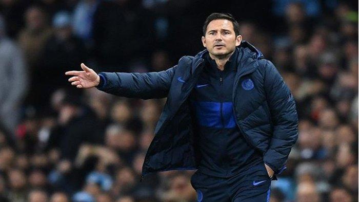 Chelsea Vs Arsenal Nanti Malam di Final Piala FA, Frank Lampard Incar Trofi Pertama Sebagai Pelatih