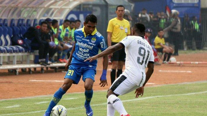 Frets Butuan Senang Bisa Bobol Gawang Persija Jakarta dan Bawa Persib Bandung Menang