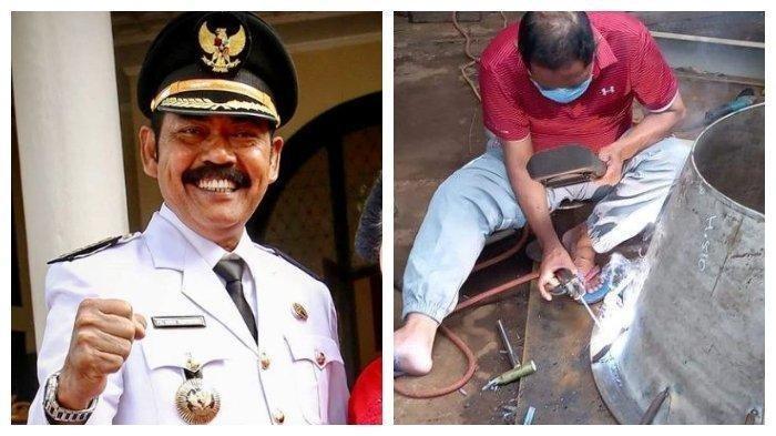 FX Hadi Rudyatmo Selesai Jabat Wali Kota Solo, Sahabat Jokowi Kini Pilih Jadi Tukang Las
