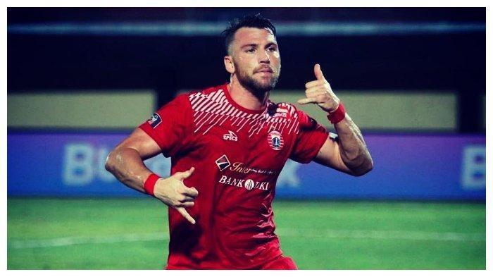 Top Skor Liga 1 2019, Marko Simic Janjikan Hal Ini Kepada Persija Jakarta dan Jakmania