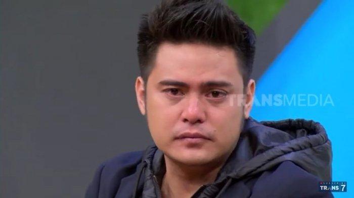 Galih Ginanjar Menangis Karena Kangen Sang Anak, Netizen Malah Ingin 'Tampol' Galih