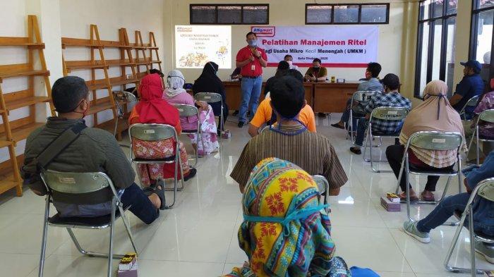 Gandeng DPKUKM Kota Cirebon, Alfamart Ajak Pelaku UMKM Kenali Manajemen Ritel dan Teknologi Digital