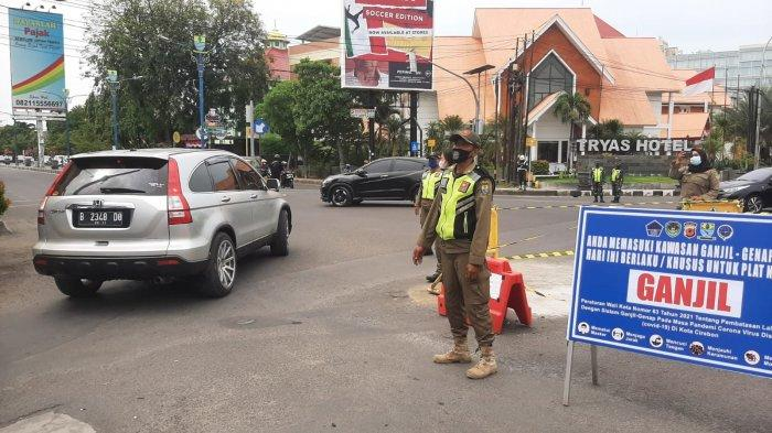 Wali Kota Cirebon Tegaskan Tak Ada Tilang, Pelanggar Ganjil Genap Hanya Disanksi Putar Balik