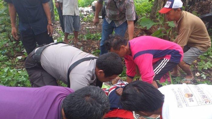 Hendak Pergi Ke Kebun, Sartono Kaget Temukan Pria Tewas Tergantung di Pohon Jati