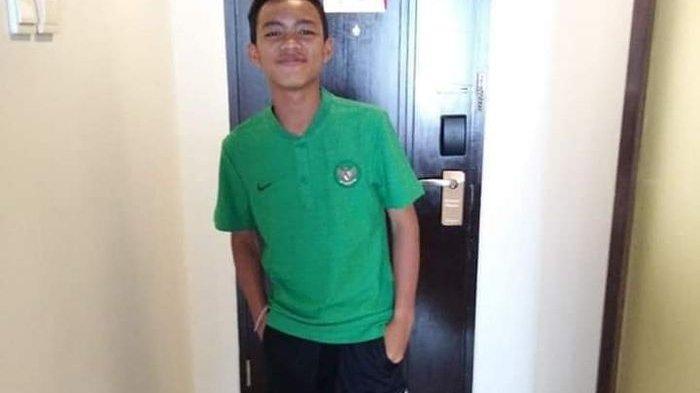Ini Dia Sosok Ahmad Fauzi Pemain Muda Asal Indramayu Yang Dapat Beasiswa Garuda Select di Inggris