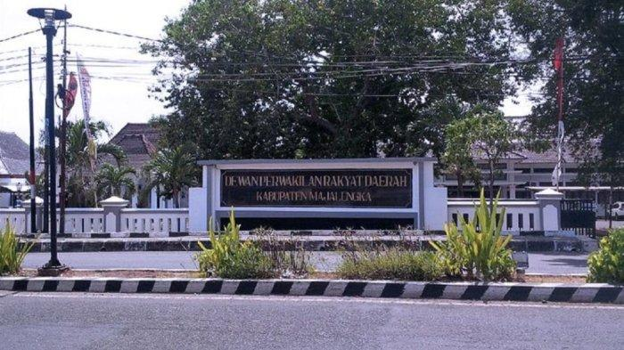 Pembangunan Gedung DPRD Majalengka Tetap Berjalan di Tengah Pandemi, Gedung KPU & Bapenda Menyusul