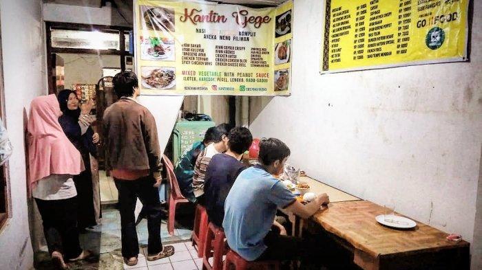 Sensasi Menyantap Aneka Kuliner Nusantara yang Lezat dan Murah Meriah di Kantin Gege