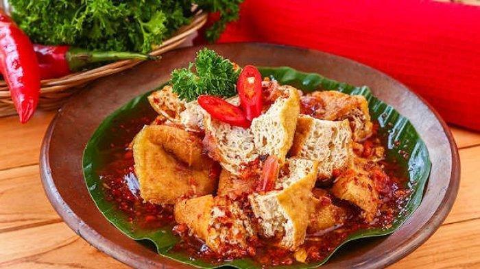 Makanan Khas Kota Cirebon Tahu Gejrot Diusulkan Menjadi Warisan Budaya Tak Benda, Sudah Pernah Coba?