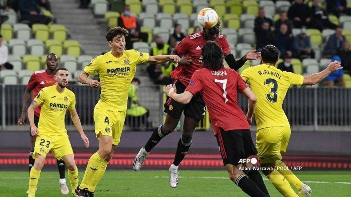 Villarreal Juara Liga Eropa, David de Gea Jadi Penyebab Manchester United Harus Puasa Gelar