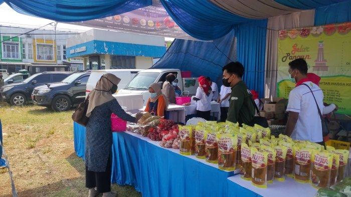 Menjelang Lebaran, DKPP Jabar Gelar Operasi Pasar Pangan Murah di Majalengka