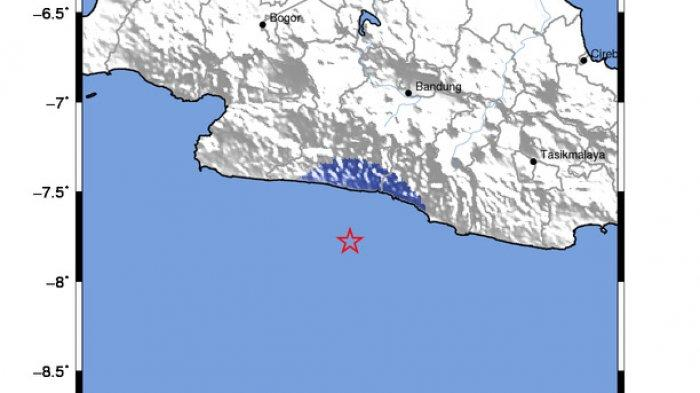 Gempa Bumi Guncang Bandung, Garut dan Cianjur Selatan, Diimbau Waspada Meski Belum Ada Gempa Susulan