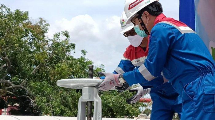 PT Pertamina Lakukan Terobosan Steamline 12 Inch, Klaim Hemat Investasi Shipping Pump USD 12,4 Juta