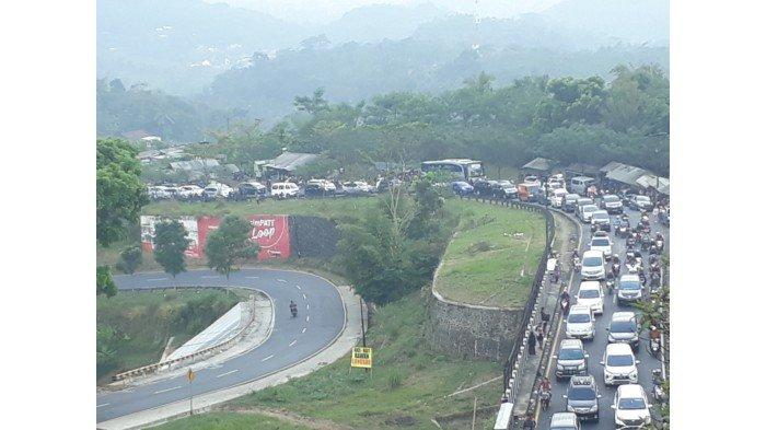 Libur Panjang, 317 Ribu Kendaraan Tinggalkan Jakarta, Paling Banyak Menuju Arah Timur
