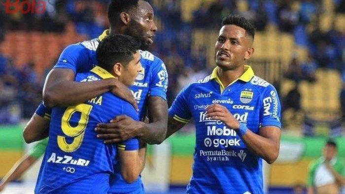 Striker Anyar Persib Bandung Puncaki Daftar Top Skor Sementara Liga 1 2020