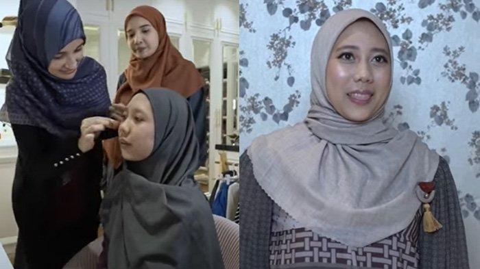 Vania, Pembantu Zaskia Sungkar Cerita Soal Ditinggal Suami, Shireen Kesal, Langsung Make Over Vania