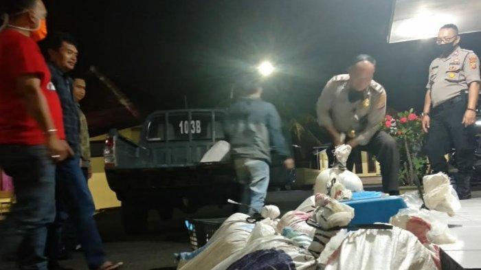 Mau Diedarkan Saat Malam Idul Adha, Ratusan Liter Tuak Disita Polisi Tasikmalaya dari Pabrik Tuak