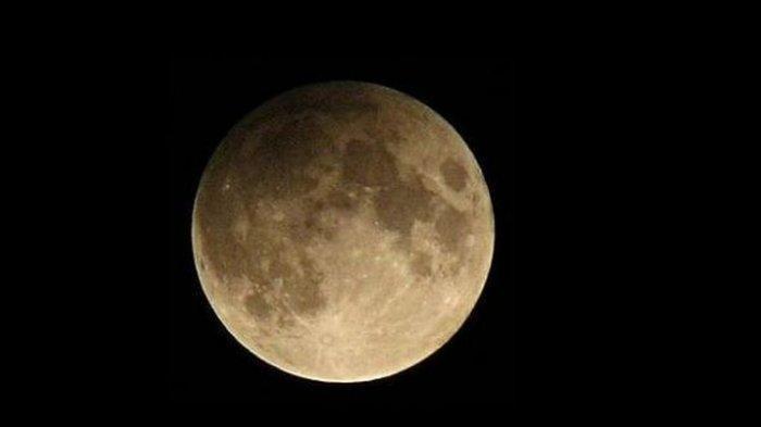 Fenomena Gerhana Bulan Total akan Terjadi Pada 26 Mei 2021, Berikut Ini Jenis-jenis Gerhana Bulan