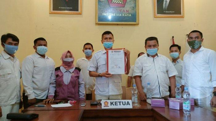Heboh Diterpa SK Palsu, Partai Gerindra Indramayu Beberkan Keganjilan, Bakal Lapor ke Polisi