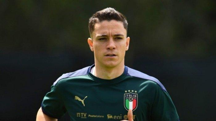 Profil Giacomo Raspadori Pemain Termuda Italia di Euro 2020, Pernah Cetak Brace ke Gawang AC Milan