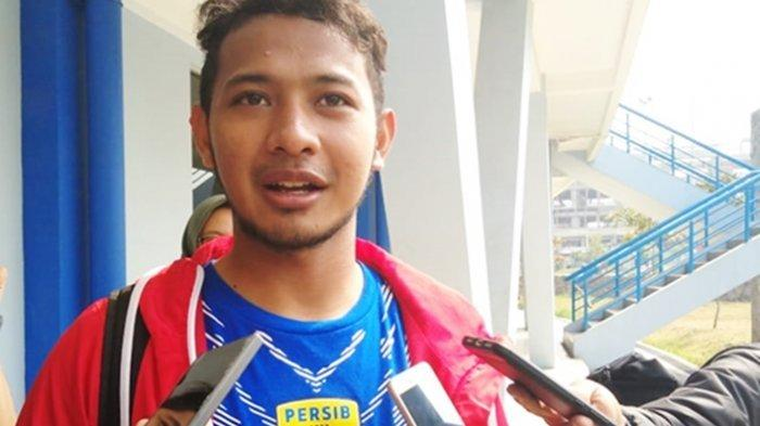 Tak Terpanggil Sea Games 2019 Bersama Timnas U22 Indonesia, Pemain Muda Persib Gian Zola Tak Masalah