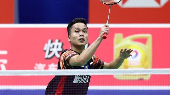 Sedang Berlangsung LIVE STREAMING Semifinal Kejuaraan Beregu Asia Indonesia vs India