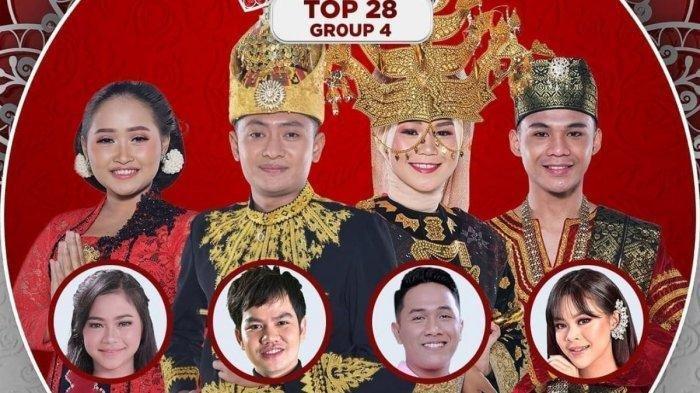Hasil LIDA 2021 di Grup 4 Top 28, Penampilan Tak Memuaskan, Rida yang Bawakan Lagu Janji Tersenggol