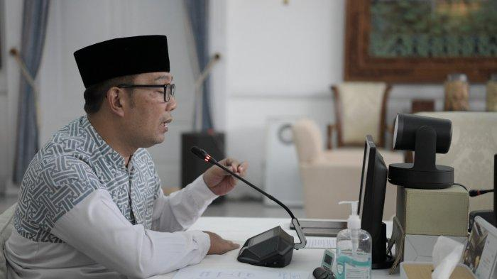 Sekda Jabar Positif Covid-19, Ridwan Kamil Imbau Disiplin Prokes: Apapun Virusnya Jawabannya 5M