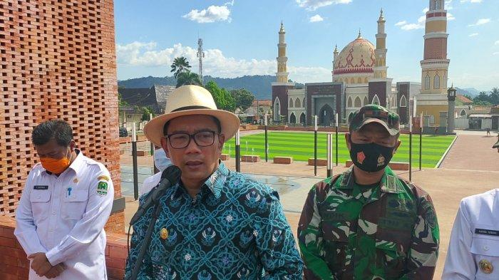 Ridwan Kamil Resmikan Alun-alun Majalengka: Ruang Publik Paling Demokratis
