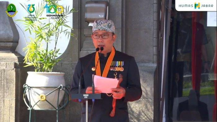 INILAH Isi Surat Ridwan Kamil untuk Jokowi dan Puan Maharani, Buruh di Jabar Tolak UU Cipta Kerja