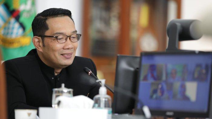 Vaksinasi Covid-19 Harian Jabar Tertinggi di Indonesia, Ridwan Kamil Imbau Tetap Disiplin Prokes 5M
