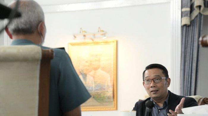 SEDANG Berlangsung Pemeriksaan Ridwan Kamil di Bareskrim Mabes Polri Soal Acara Habib Rizieq