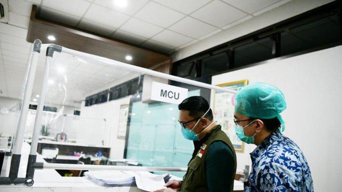 20 Hari Terakhir, Tempat Tidur di Jabar Bertambah Hampir 4.000 Unit, 51 RS Belum Terima Pasien Covid