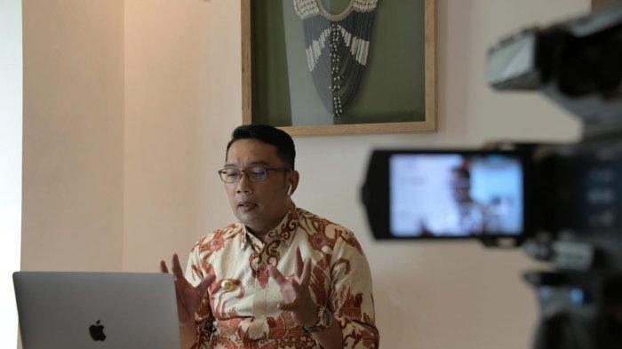 Ridwan Kamil Apresiasi Seluruh Perawat yang Tangani Covid-19 di Jabar
