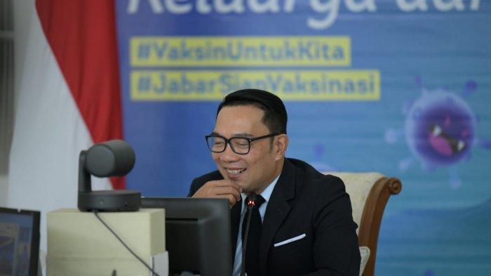 Sebanyak 80 Ribuan Pasien Covid-19 di Jabar Jalani Isoman, Ridwan Kamil Minta Ini pada Pemerintah