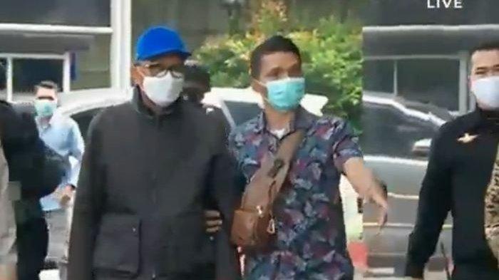 Dulu Dipuja, Dihormati karena Jabat Gubernur Sulsel, Nurdin Abdullah Ditangkap KPK, Kasus Korupsi