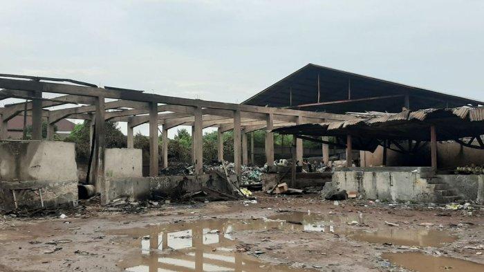 Gudang Popok di Pegambiran Kota Cirebon Terbakar, Lima Unit Motor Ikut Ludes Dilalap Api