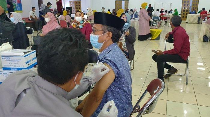 Selama Ramadhan Vaksinasi Covid-19 di Majalengka Bakal Dilaksanakan Seusai Salat Tarawih