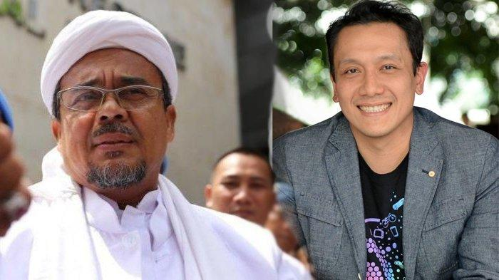 Habib Rizieq Tuding Diaz Hendropriyono Terlibat Pembantaian 6 Laskar FPI, Denny Siregar Kebal Hukum