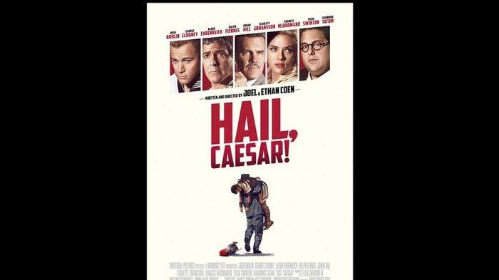 Film Hail, Caesar! Diputar di GTV Nanti Malam, Simak Dulu Sinopsisnya