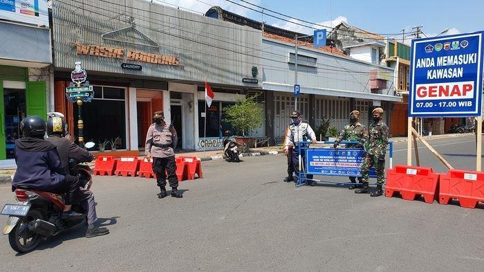 Sistem Ganjil Genap di Kota Cirebon Akhirnya Disetop, Ternyata Ini Alasannya