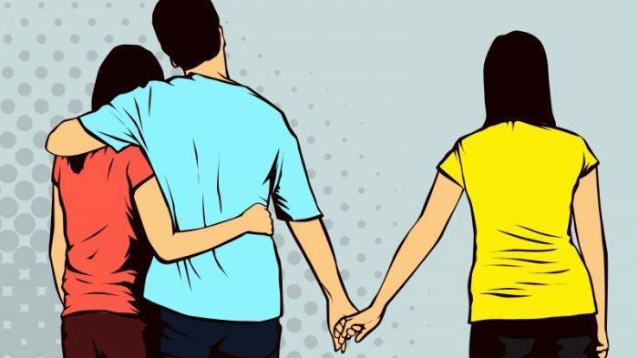 Cinta Bertepuk Sebelah Tangan, Pria Ini Tinggalkan Anak & Istri Demi SPG Susu, Eh Si SPG Nyeleweng
