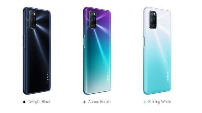 Daftar Harga HP Oppo Akhir November 2020, Oppo A5, A53, A31, A92, Oppo Reno 4, Mulai Rp 1 jutaan.
