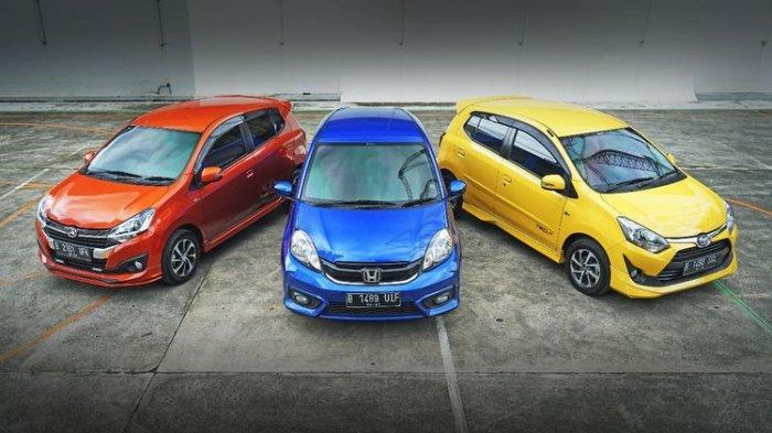 Daftar Mobil Baru Murah Awal Tahun 2021 Mulai Rp 100 Jutaan, Toyota Agya Hingga Honda Brio